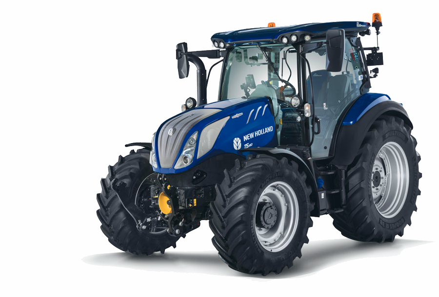 Macchine agricole New Holland
